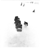 Snow Storms : Toronto January 24, 1966