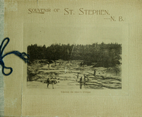 Souvenir of St. Stephen, N.B