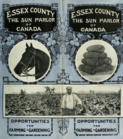 Essex County, the sun parlor of Canada : opportunities for farming and gardening