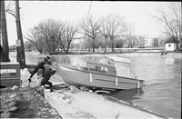 Long Branch, Ont. : Marie Curtis Park - - Yacht Launching [not used]