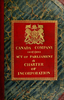 Act of Parliament & Charter of Incorporation
