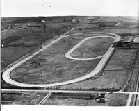 Long Branch, Ont. Race Track. : Air View