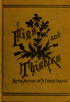 Figs and thistles : a romance of the western reserve