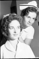 Scarborough, Ont. - Nurses Capped, 1962