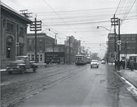 College and Bathurst streets