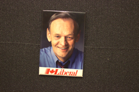 Jean Chretien without jacket button