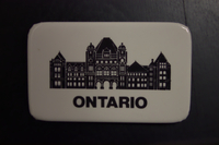 Ontario Legislature button
