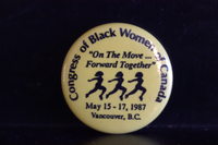 On the Move conference button