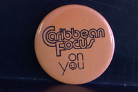 Caribbean focus on you button