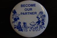 Become our partner button