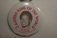 Calypso king of the world button