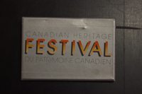 Canadian Heritage Festival button