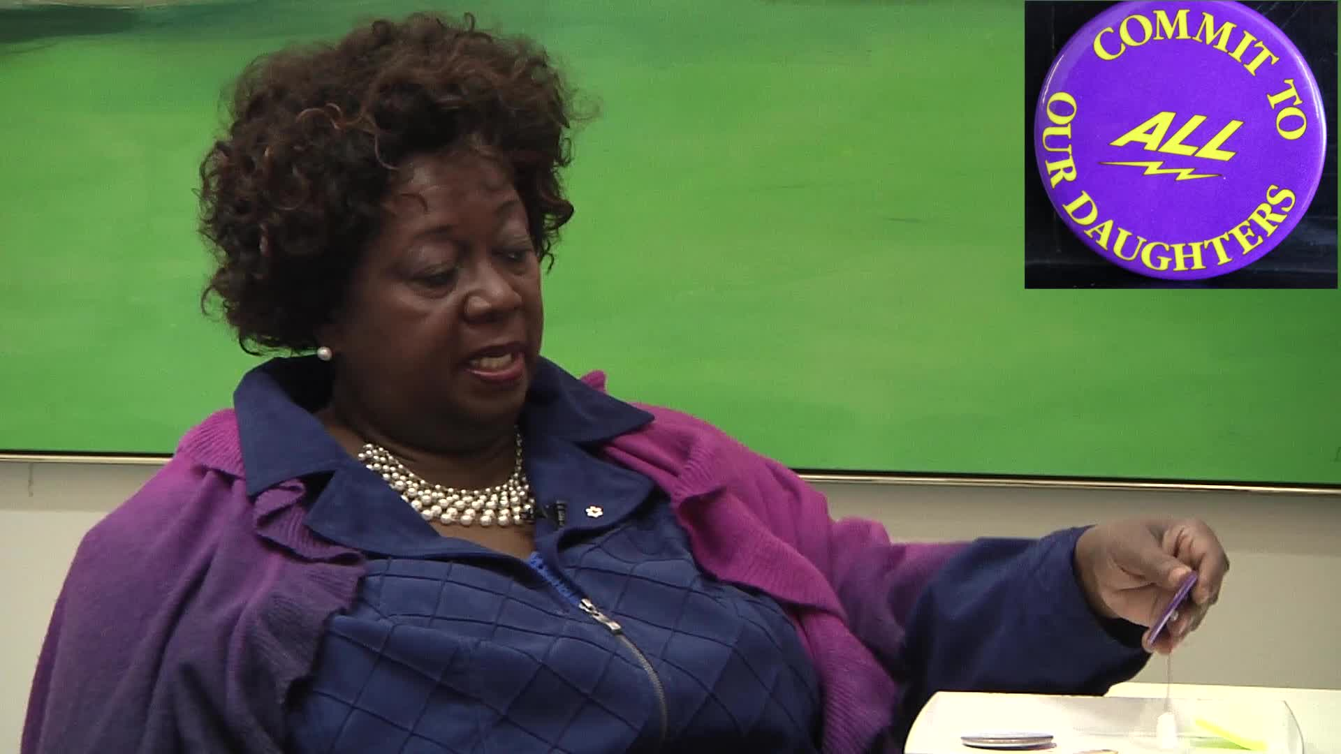 Jean Augustine interview: Commit to all our daughters
