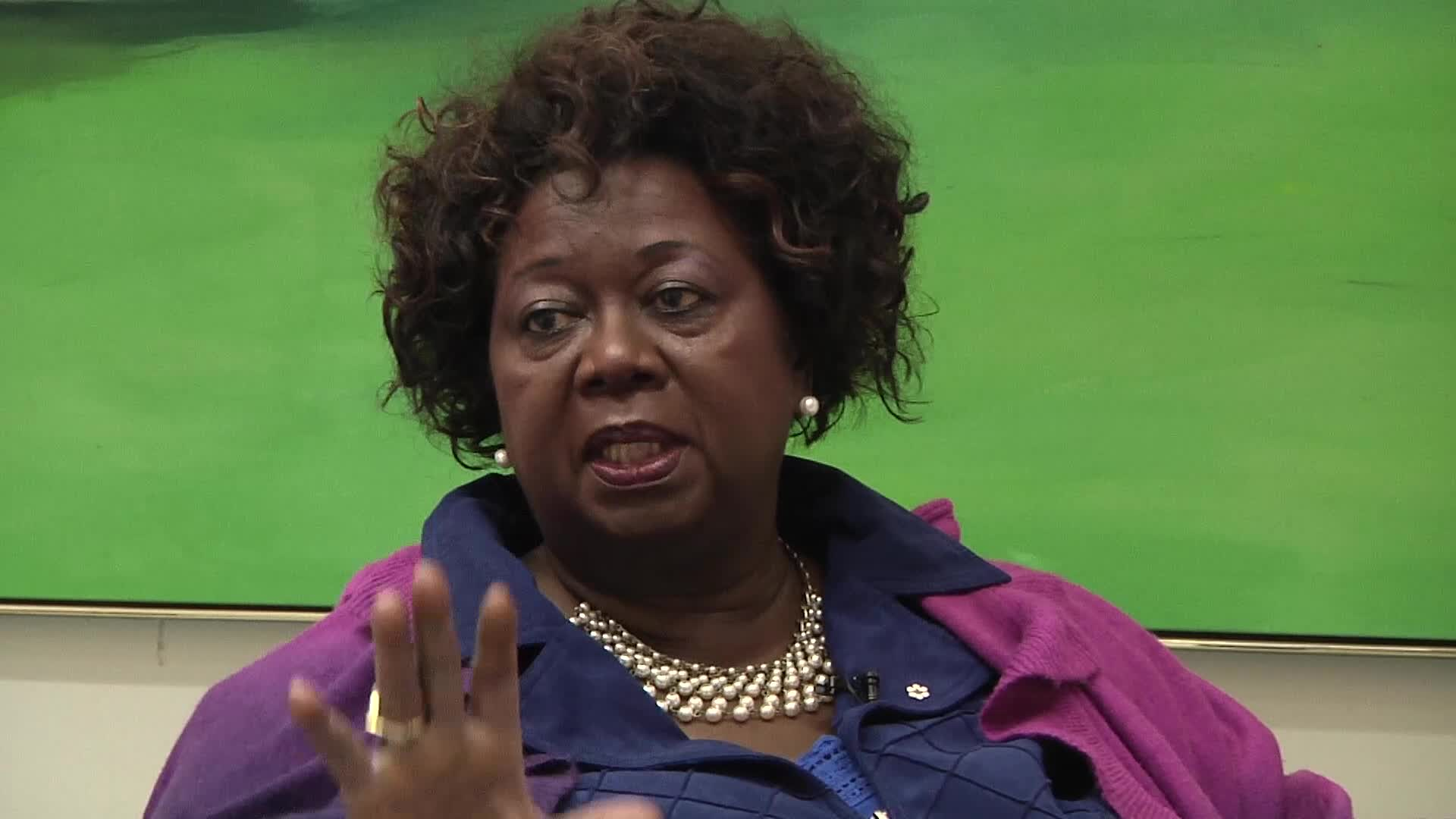 Jean Augustine interview: Heritage has its day button