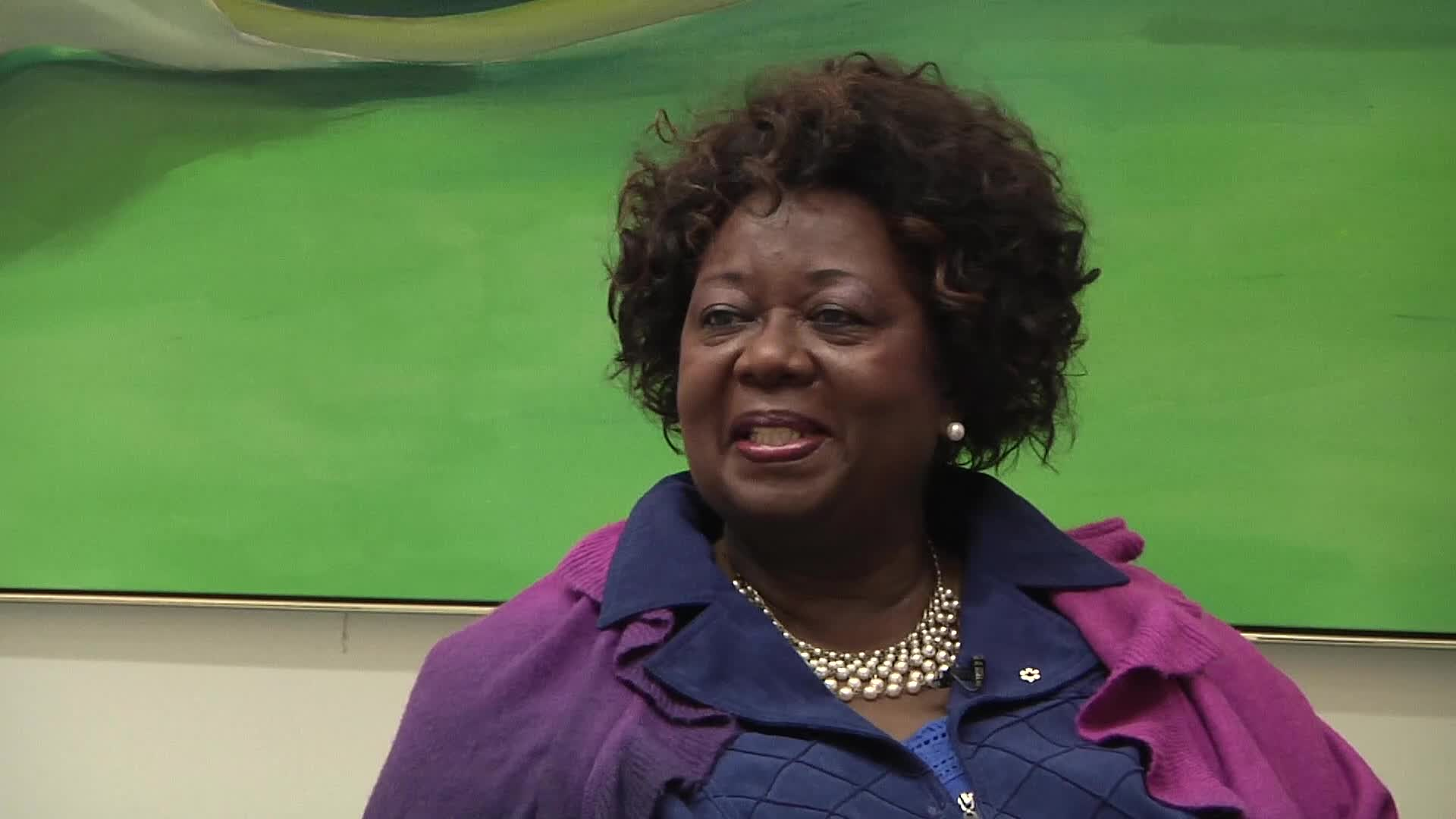 Jean Augustine interview: Jean is still collecting