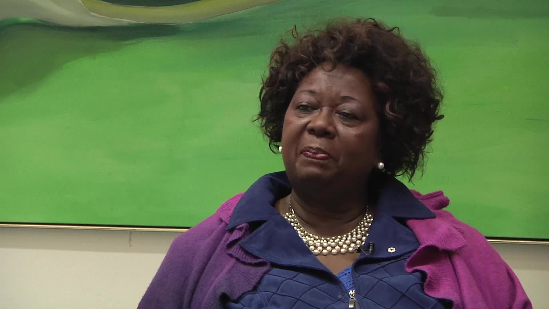 Jean Augustine interview: The story behind the collection