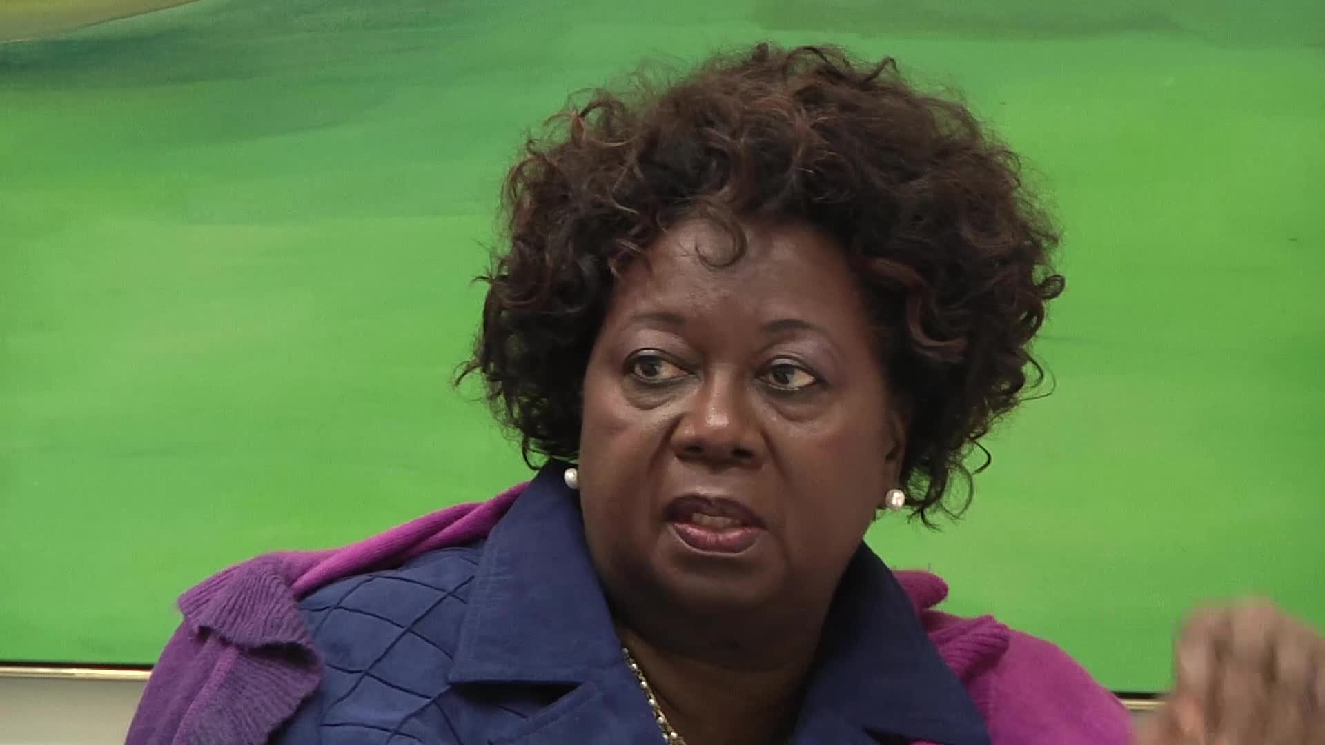 Jean Augustine interview: Boycott W5 program button