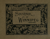 Illustrated souvenir of Winnipeg, Manitoba