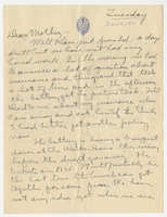 Letter to Mrs. Stepler from Gordon Stepler, June 8th 1916