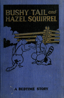 Bushy-tail and hazel squirrel