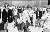Beatles : Arrival and departure : Gauthier negs