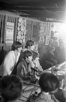 Beatles : Don Grant negs : Front page of After 4 : Concert