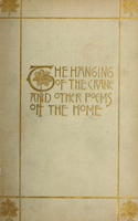 The hanging of the crane : and other poems of the home