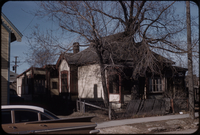 Gabled bungalow on Ross Avenue