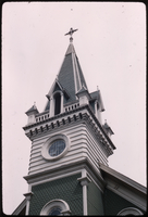 Steeple of the [1893-built] Immaculate Conception Church