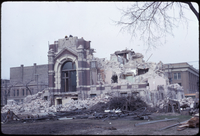 Winnipeg City Hall [demolition]