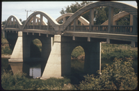 1921-built concrete bridge