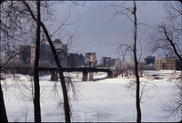 The Forks from St. Boniface