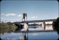 C.N.R. [Canadian National Railway] Bridge over Assiniboine [River]