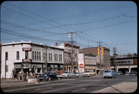 Hotels on Main Street, Winnipeg - 1957