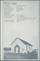 1883-built Roseland United Church near Kemnay