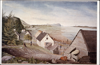Thomas Davies - St. Lawrence Shore 1787