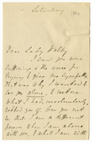 Letter to VW from Mary Everest Boole June 1884
