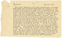 Transcription of letter to Mary Everest Boole from VW 21 June 1886