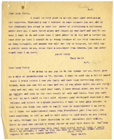 Letter to VW from Mary Everest Boole [May 22 18-?]