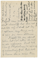 Letter to VW from Mary Everest Boole July 1884