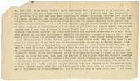 Letter to James Sully from Victoria Welby 15 October 1891