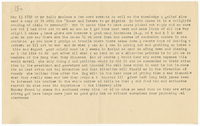 Letter to James Sully from VW 15 May 1892