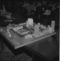 City Hall : Model of New City Hall