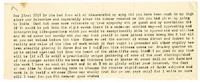 Letter to Annie Besant from VW 31 December 1891