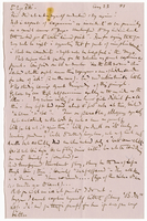 Letter to Christina Rossetti from VW 23 August 1881