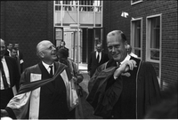York University : Opening, and installation of W.A. Curtis as Chancellor
