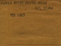 Purple Onion Coffee House [not used]