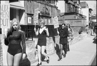 Mynah Bird : Girls Wage Protest [not used]