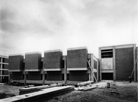 Development of campus buildings : College A and Dining Hall [Founders College] project no. 352 York University