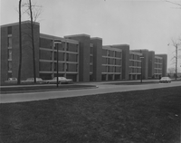 "Development of campus buildings : College ""A"" Residence [Founders College Residence] project no. 359 York University"